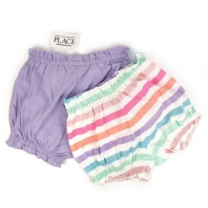 NWT Children's Place Baby Girls Shorts